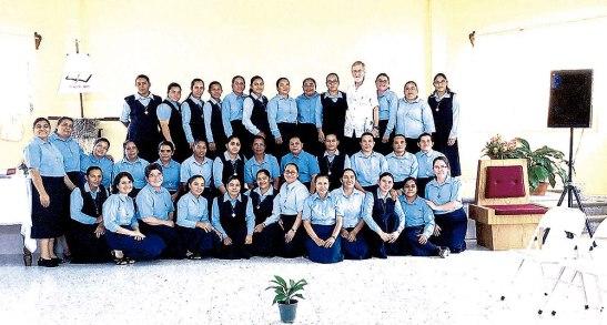 La Congregación de las Hermanas de Marilam se encuentra en todos los países de Centroamérica.
